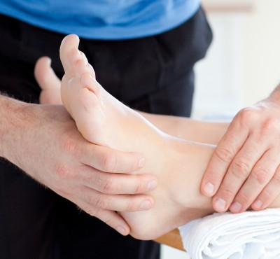 Intermetatarsal Space Release Of The Foot