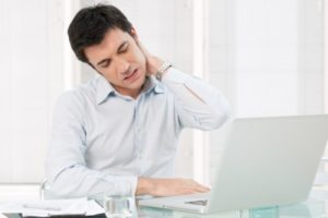 Neck Pain From Stress? Osteopathy Can Help.