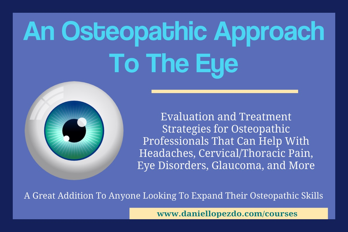 An Osteopathic Approach to the Eyes