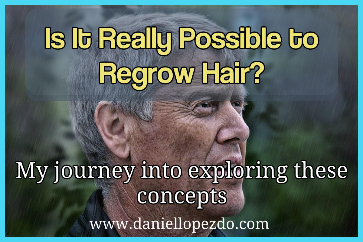 Is It Really Possible Prevent Hair Loss and Regrow Hair?