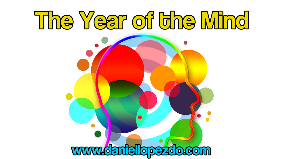 2018: The Year of the Mind